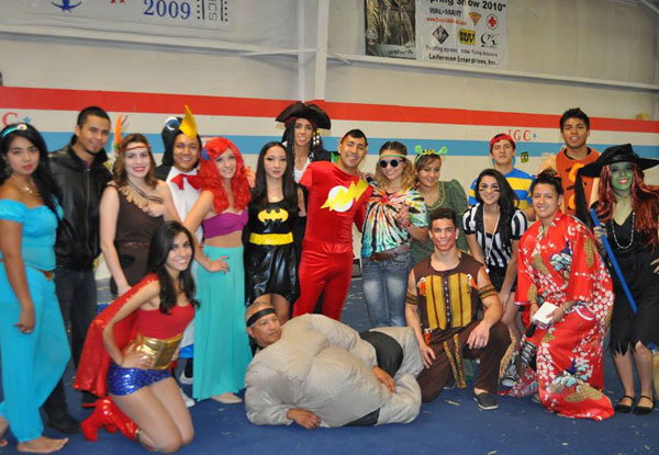 2015 IGC Halloween Party