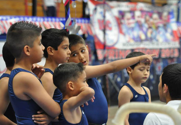 Gymnastics Events in El Paso